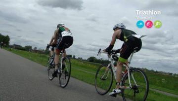 fietsparcours triathlon woerden staryeren