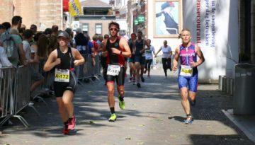Triathlon Woerden lopen